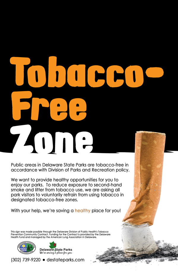 Tobacco Free Poster
