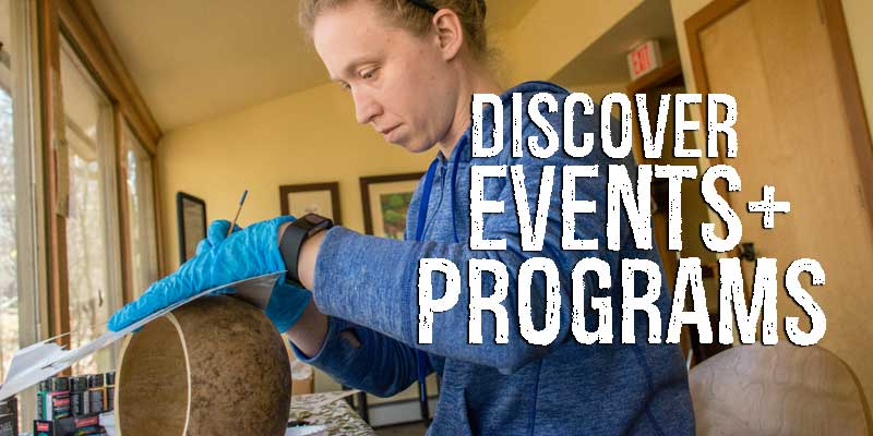 Discover Events and Programs